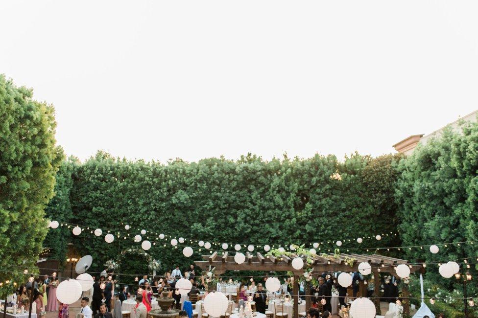 Franciscan Gardens Green Wedding Shoes