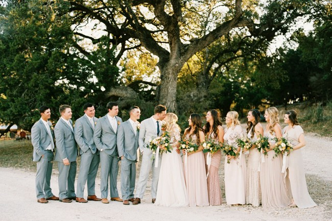 Sweet N Natural Rustic Wedding In The Texas Hill Country