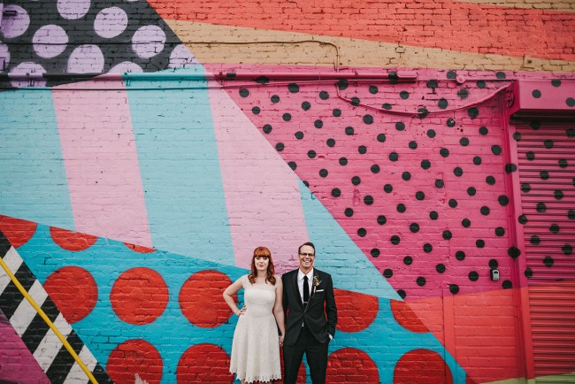 Los Angeles DIY Wedding