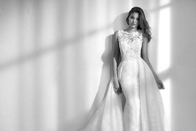 Pronovias Presents The Stunning 2018 Preview Collections