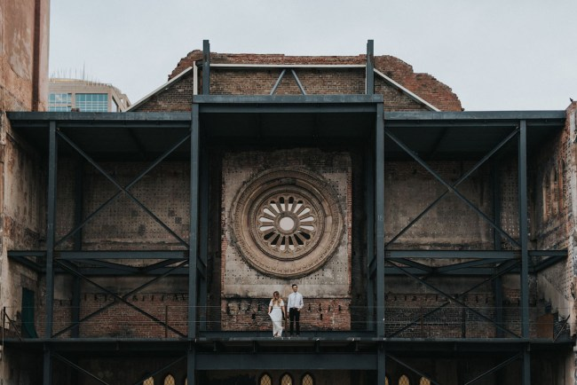 Abandoned Church Proposal
