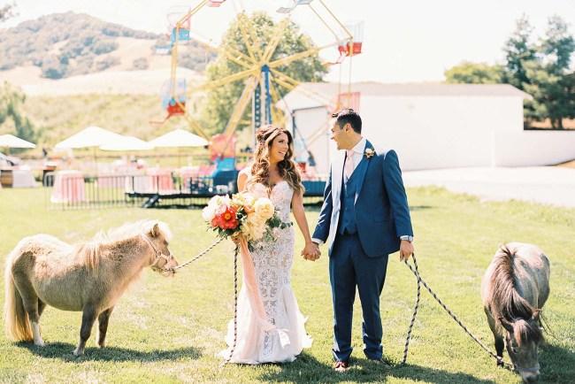 Festival Farm Wedding