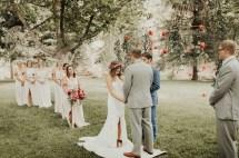 Bohemian Wedding Barefoot