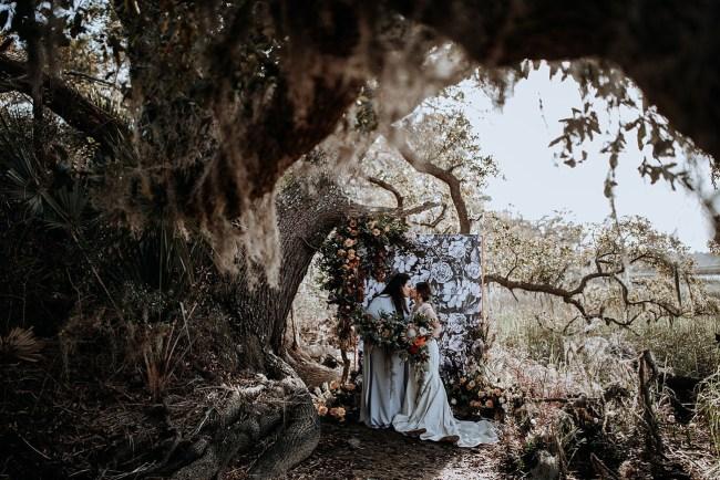 Intimate South Carolina Elopement