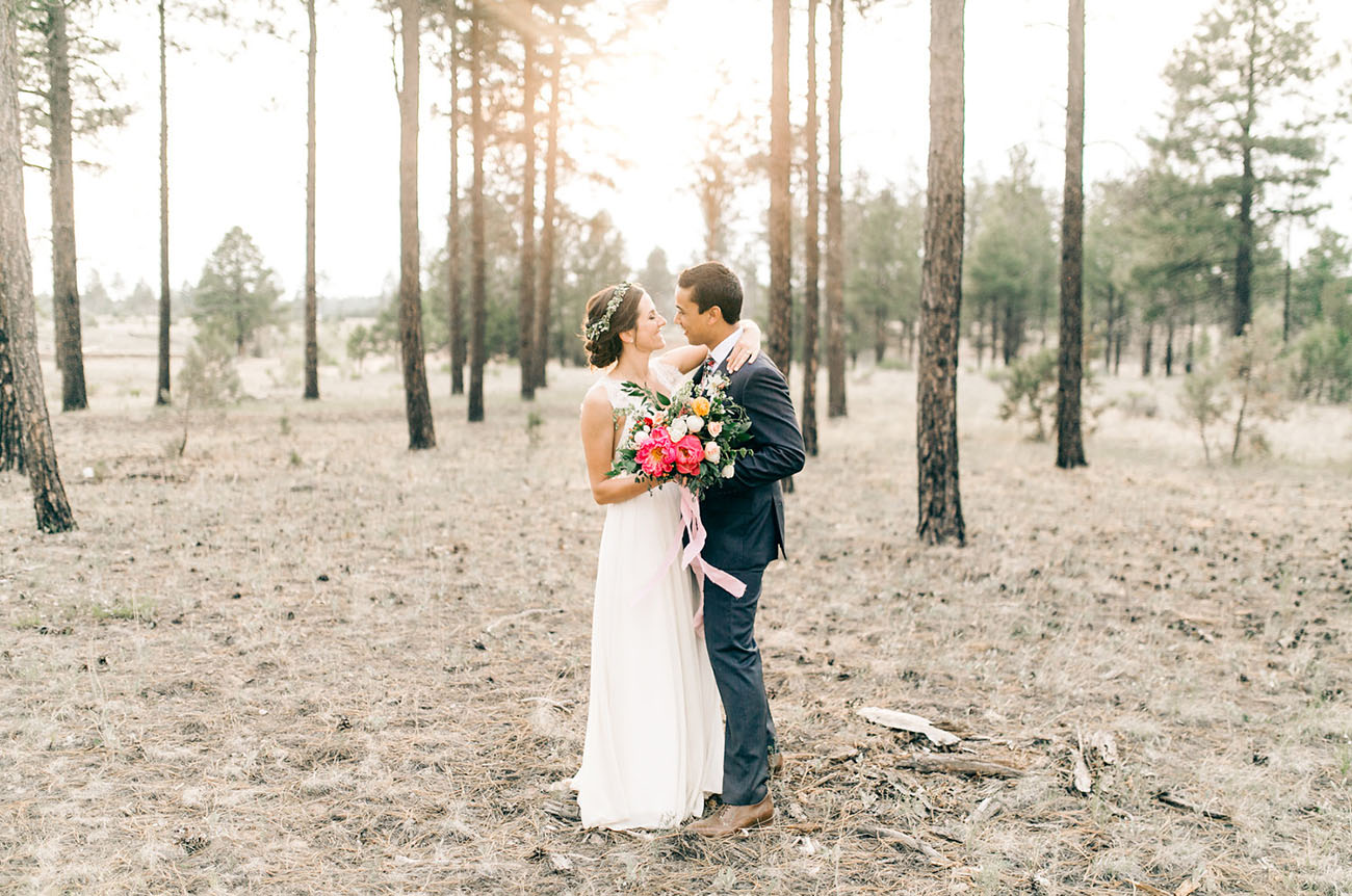 Fairytale Backyard Wedding
