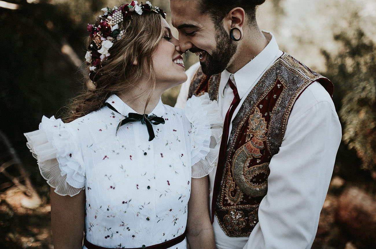 Wedding Dress Cleaning Chicago 22 New Folksy Inspired Elopement in