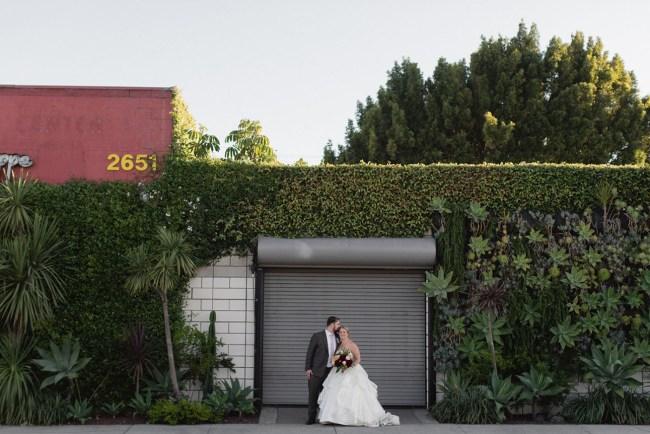 Quirky Smogshoppe Wedding