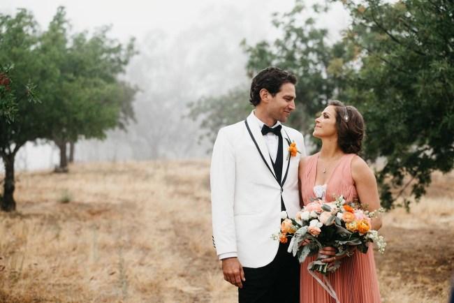 emecula Pistachio Farm Wedding
