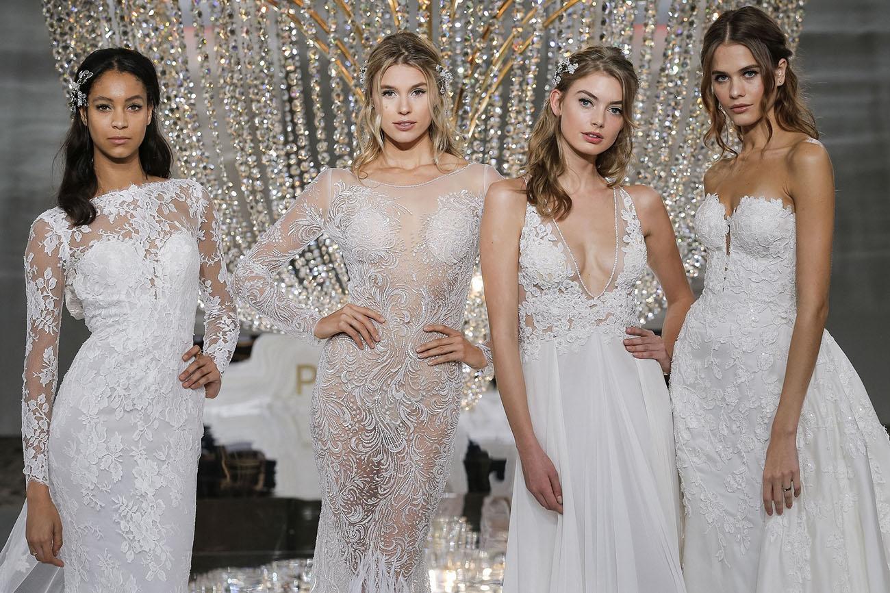 Exotic Wedding Dress 90 Epic Pronovias u Collection NYC