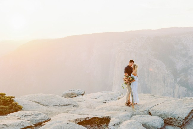 Taft Point Wedding Pre Shoot