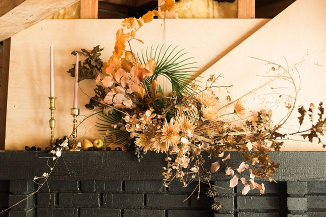 Thanksgiving Wedding Inspiration