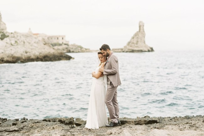 Pianosa Island Italy Wedding Inspiration