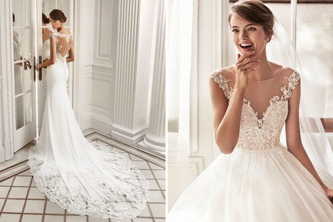 Rosa Clara Luna Novias Collection