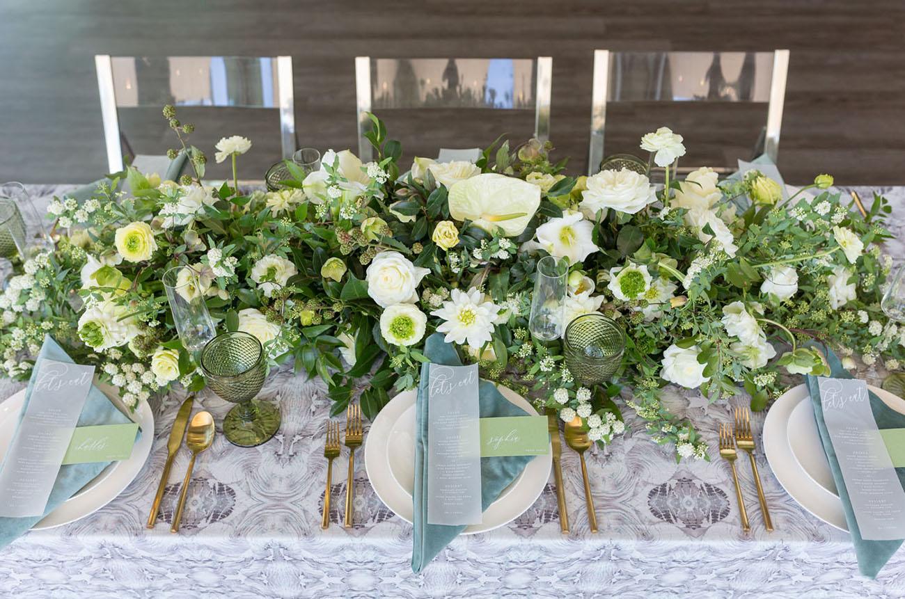 St. Patricks Wedding Inspiration