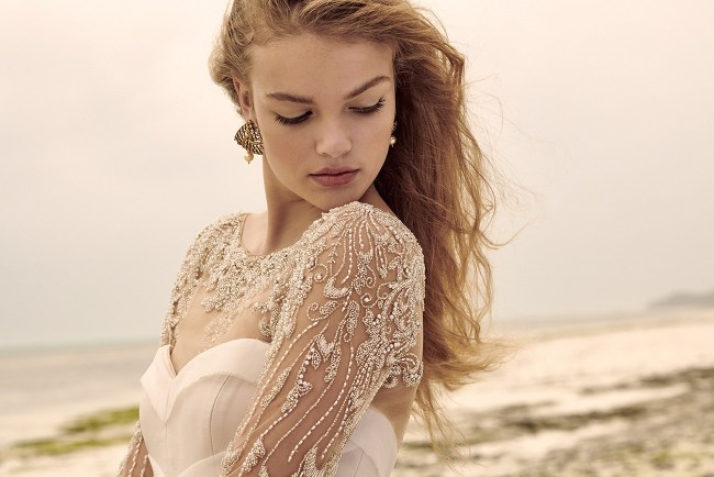 whispers & echos wedding dresses from bhldn
