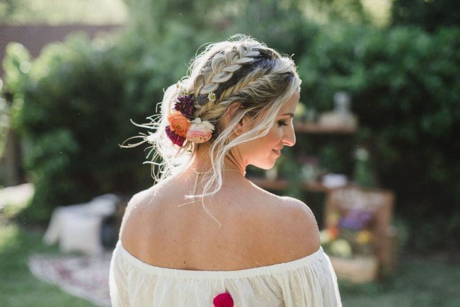 essential oils for brides