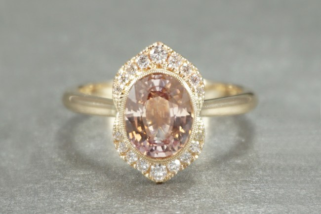 Oval Engagement Rings from Joseph Jewelry