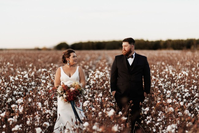 New Mexico Farm Wedding