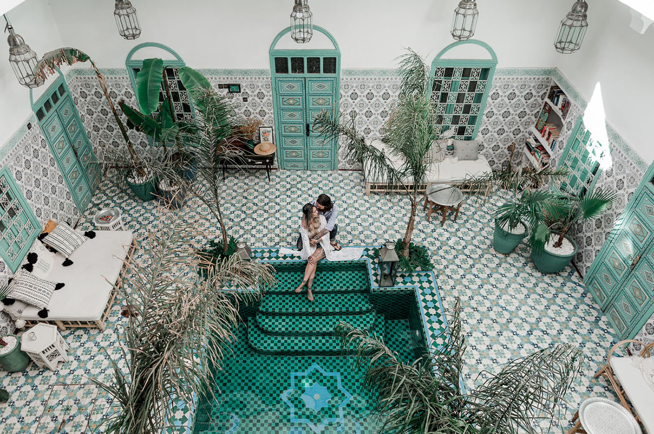 Marrakech Anniversary Session