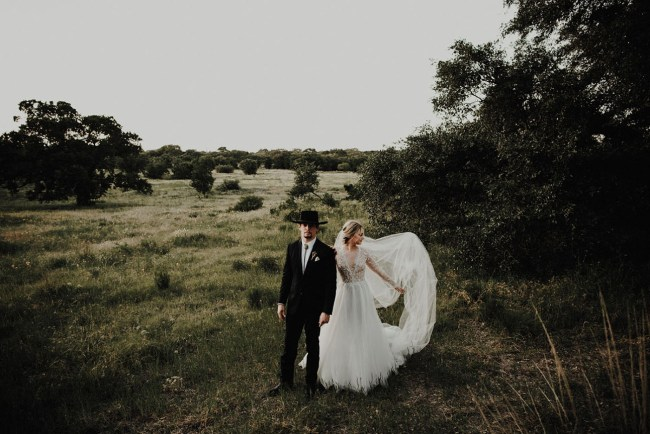 Wildflower Wedding in Austin