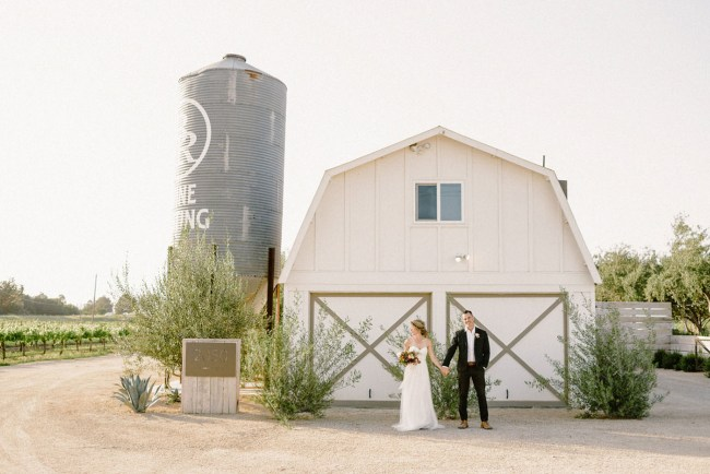 Fall Winery Wedding Inspiration