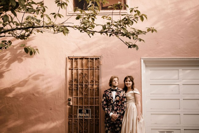 San Francisco Intimate Wedding