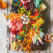candy mini grazing table