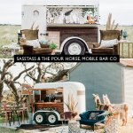 The 16 Cutest Mobile Bars For Your Wedding Green Wedding Shoes