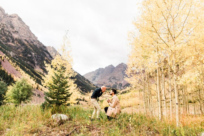 Fall Aspen Colorado Proposal