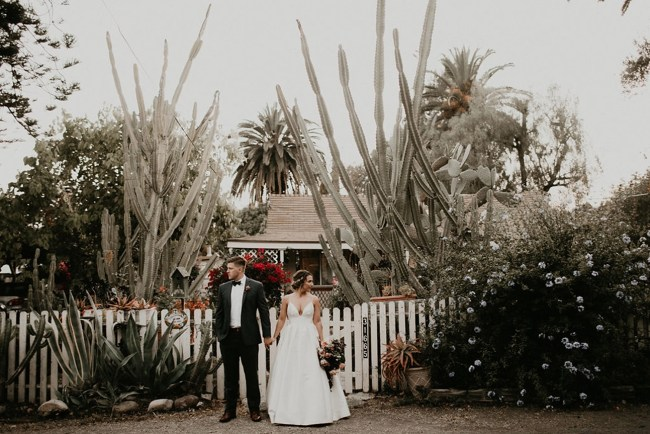 Friends Show Inspired Wedding