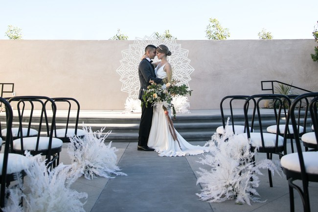Modern Love Wedding Inspiration