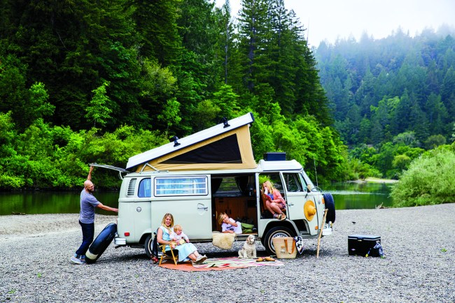 Tips to Design your own VW Camper Van