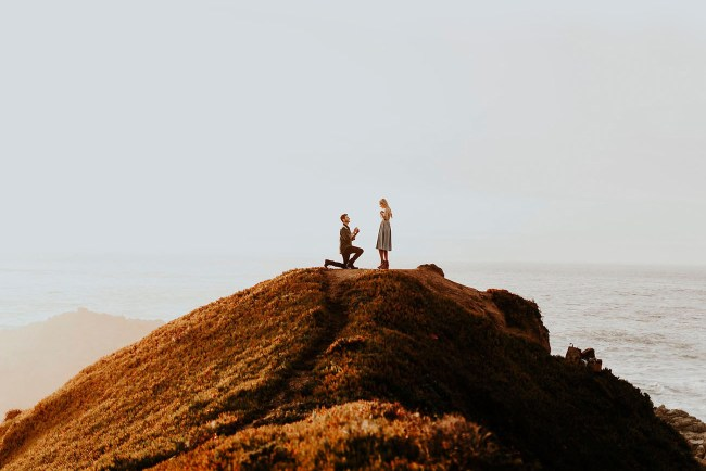 Proposal on a Mountaintop