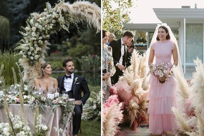 fave celeb weddings of 2018