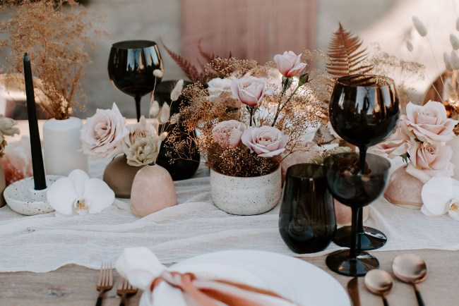 Wild Ones Wedding Inspiration