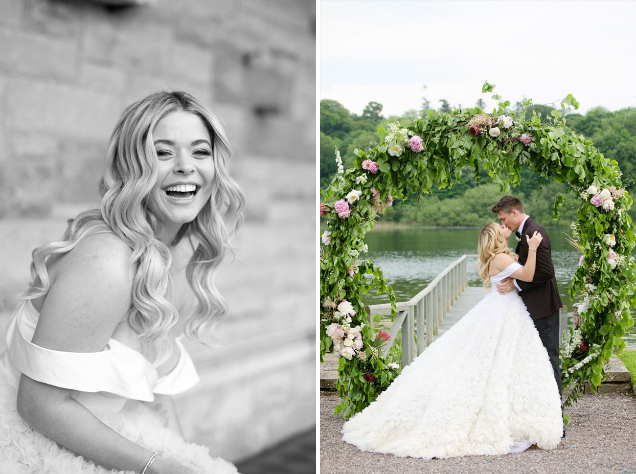 Our Favorite Moments from 2018 Celebrity Weddings  Green