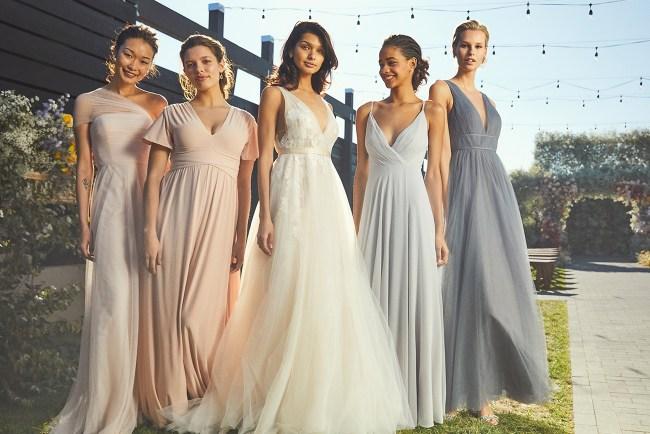 BHLDN Spring Bridesmaids Collection