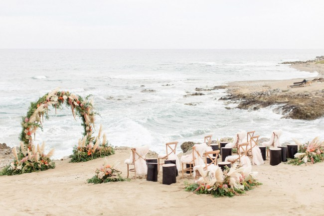 Boho Beach Crete Wedding Inspiration