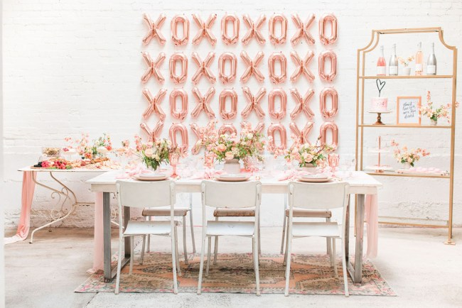 807ef01f5feb Galentine s is for the Girls  How to Host a Rose Gold + Blush-Hued Party!  Stone Cold Fox Bridal Shower