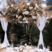 Dried Floral Hanging Installation