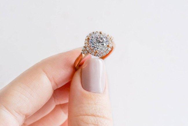 Bespoke Wedding Ring from RockHer