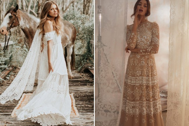 Wedding Dresses under $800