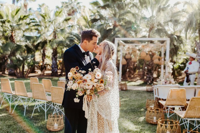 Boho Cabo Wedding Inspiration