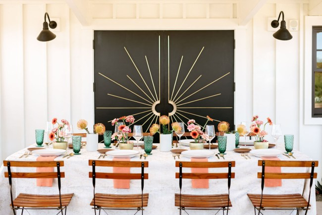 Summer Brunch Wedding Ideas