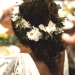 Bridal flower crown