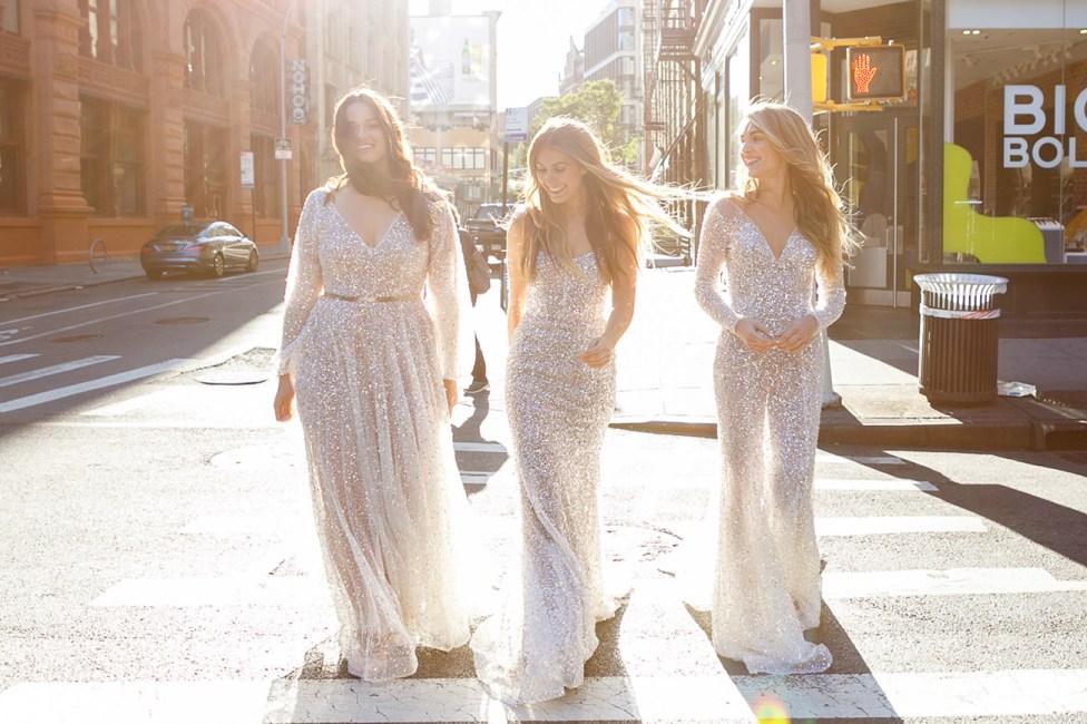 New York Bridal Fashion Week Trends