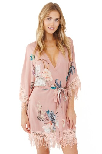 GWSxPPS Hibiscus Robe in Cove Diaries