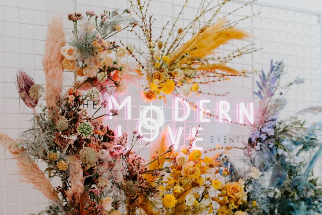 Modern Love Event Palm Springs Wedding Show