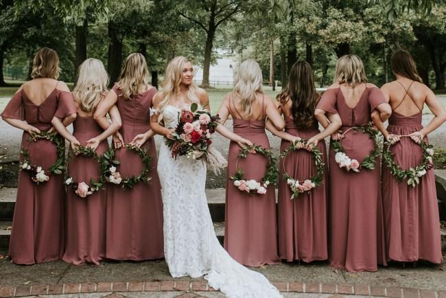 Bohemian Philadelphia Wedding