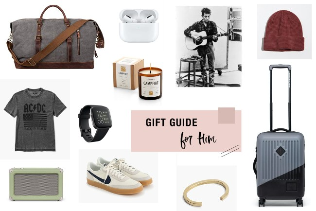 2019 Gift Guide for Him - Boyfriends, Husbands, Dads, Brothers